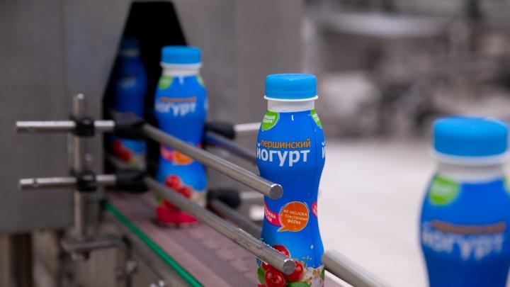 Меньше сахара — больше пользы: «Першинское» обновило рецептуру йогуртов — репортаж с производства полезных продуктов