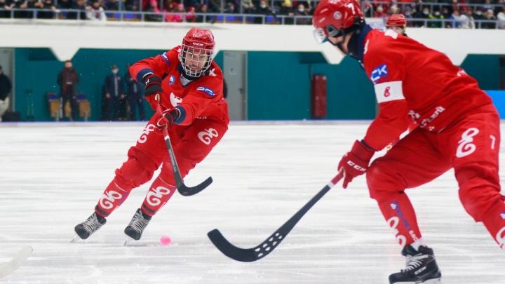 Объявлена дата начала продажи билетов на красноярский финал чемпионата России по бенди