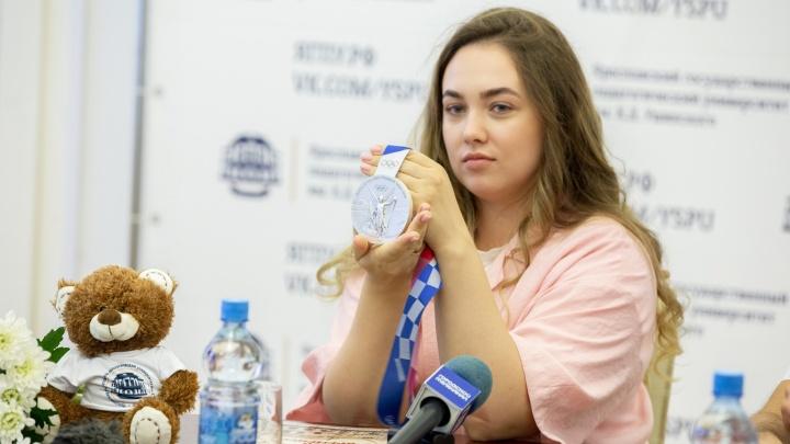 Выстрел на миллионы: сколько денег получит олимпийская призерка из Ярославля за завоеванную медаль