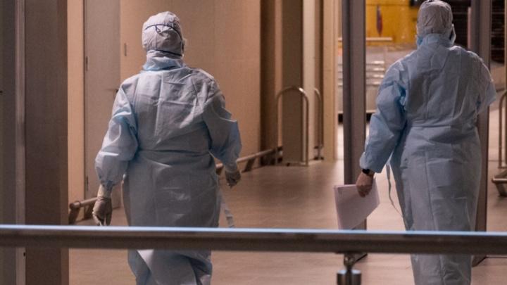 Донские власти сообщили о самом низком количестве смертей от COVID-19 в 2021 году
