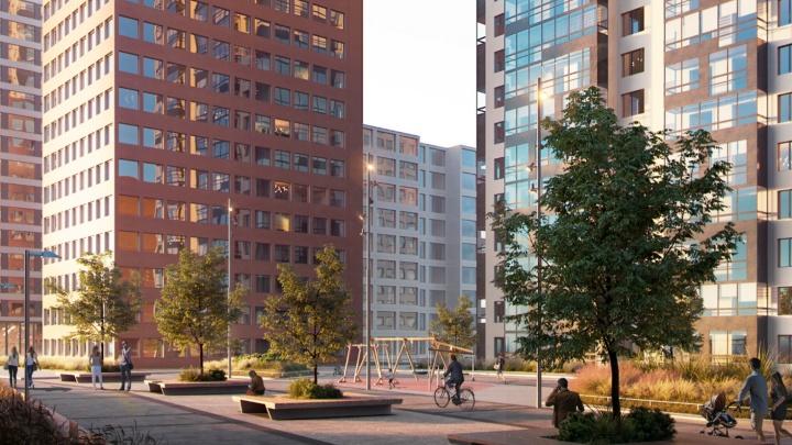 Компания, которая построила Октябрьский мост и зал Каца, сегодня возводит современные жилые комплексы