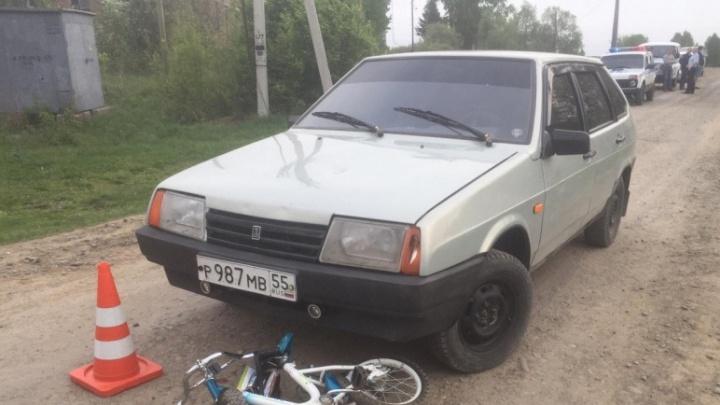 В больнице умерла одна из девочек, которых сбил пьяный водитель в Знаменском