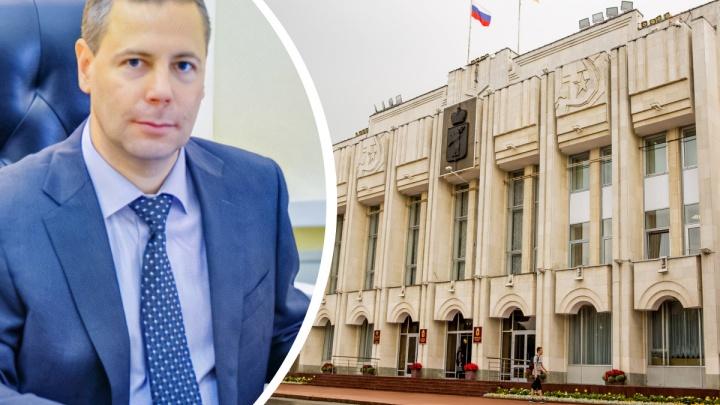 «Убрать одиозных фигур из Ярославля»: новый врио губернатора обсудил кадровые перестановки в области