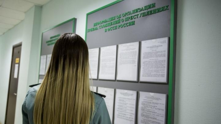 Новосибирский должник приехал к судебным приставам на внедорожнике, а ушел без него