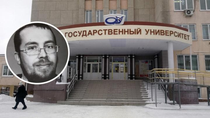 Скончался соавтор «Словаря омской мифологии» Антон Свешников