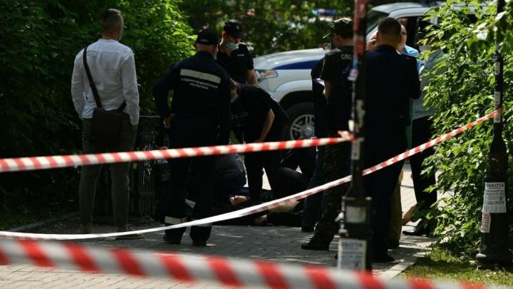 Стало известно имя мужчины, устроившего резню в сквере у екатеринбургского вокзала