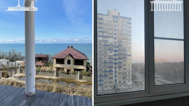 Что можно купить на юге по стоимости 1-комнатной квартиры в Новосибирске. Цены и фото
