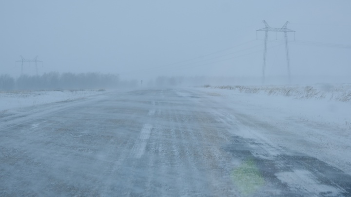На Южном Урале в метель работница котельной насмерть замерзла по пути домой