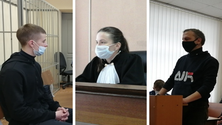 Отец зарезанного у бара «Американка» парня потребовал от убийцы 2 миллиона рублей