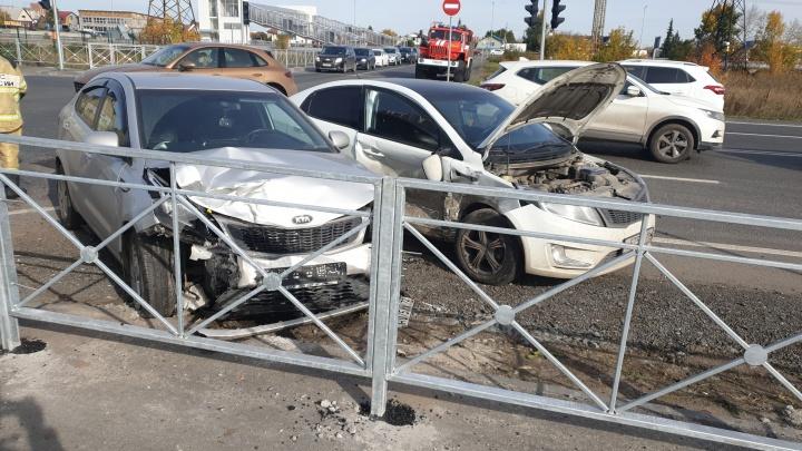 «Ждут первой крови»: житель Тюменской слободы — о перекрестке, где постоянно случаются аварии