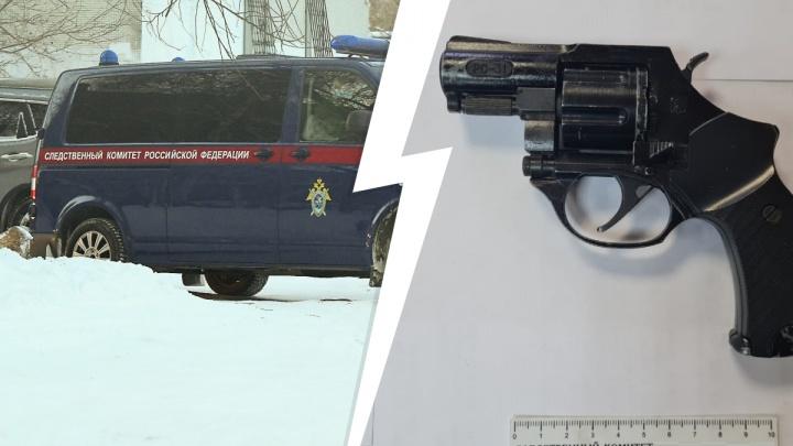 В «Высоцком» задержали участников банды, похитившей человека