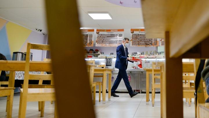 Школьники Архангельской области рассказали, какой обед считают идеальным