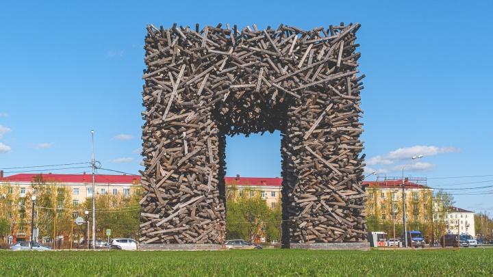 Когда начнут реставрацию арт-объекта «Пермские ворота»? Отвечают в краевом Минкульте