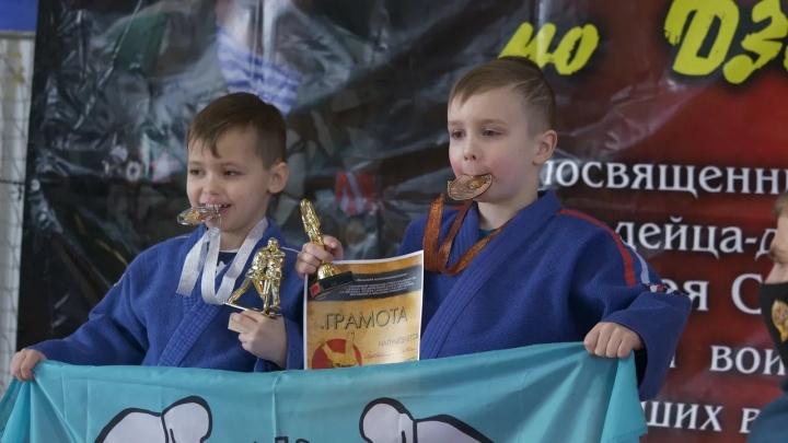 Татами для новых побед: ГК «Титан» поддержала турнир городов России по дзюдо