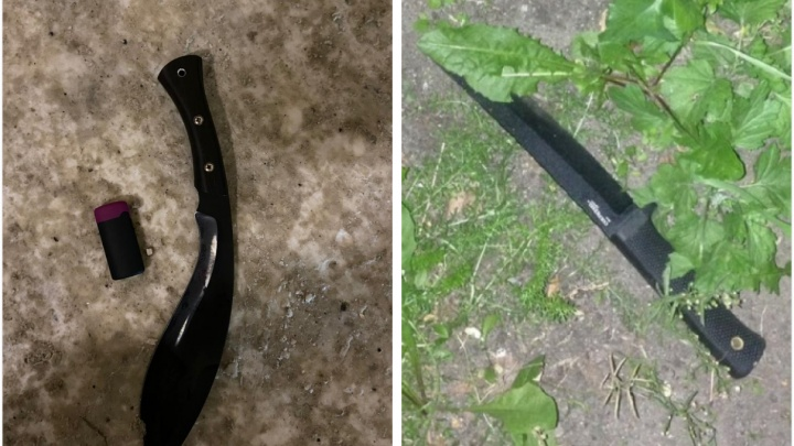 Парень, отрезавший пальцы женщине на Эльмаше, до этого ударил ножом девушку на Широкой Речке