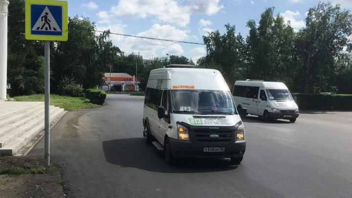В мэрии прокомментировали возможное закрытие двух маршрутов на Левобережье