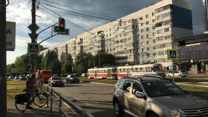 На Ново-Вокзальной изменят схему движения транспорта