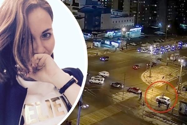 Это ДТП произошло в Челябинске: Надежда погибла, когда переходила дорогу на зеленый свет