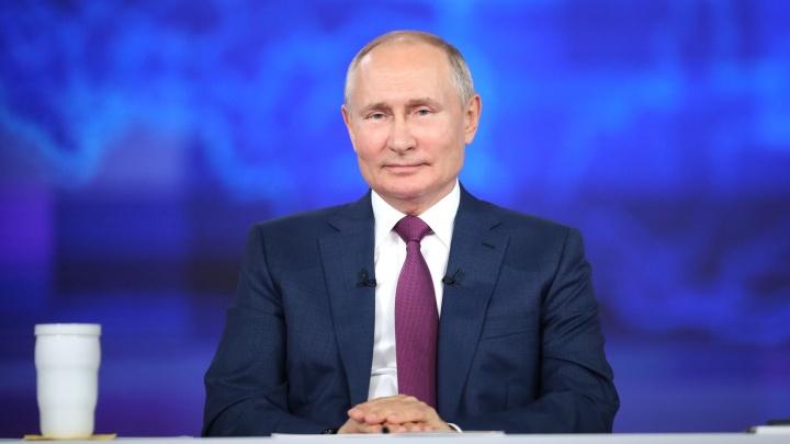 Владимир Путин подписал указ о единовременной выплате силовикам