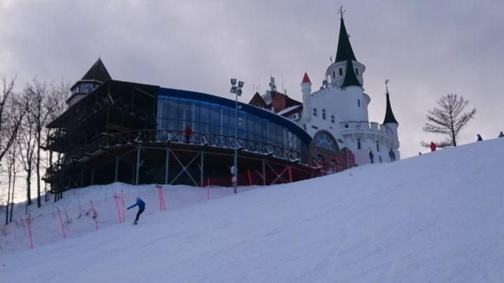 Мэрия отклонила проект застройки «Олимпик-парка» в Уфе