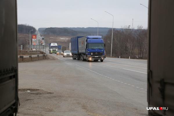 Автомобилистам придется пользоваться объездным путем