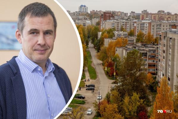 Архитектор Илья Клягин по нашей просьбе порассуждал о жилье будущего