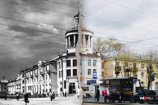 Здание-памятник потрепало временем