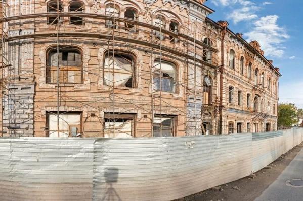 В планах по реставрации к юбилею Минусинска и самый известный в городе дом купца Вильнера