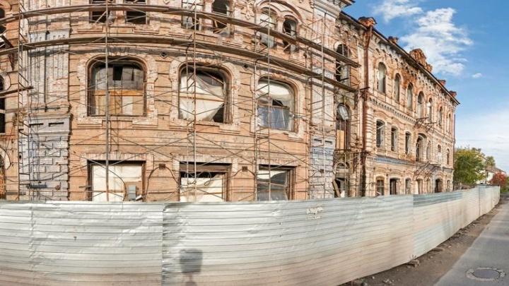 Строительство нового отеля и реставрация старого: озвучены траты на создание гостиниц к 200-летию Минусинска