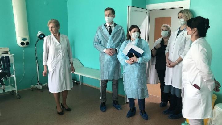 В Минздраве объяснили, зачем нужна реорганизация Самойловского роддома и будут ли сокращения медиков