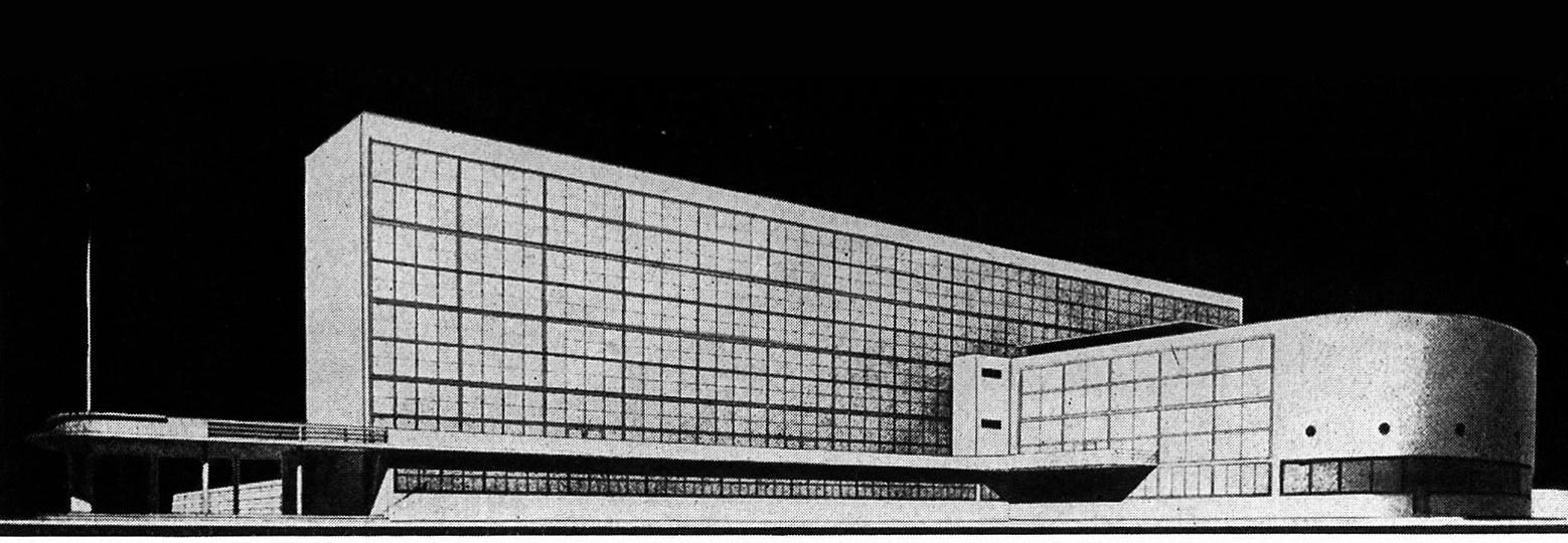 "Проект профтехкомбината. <nobr class=""_"">1930 год</nobr>"