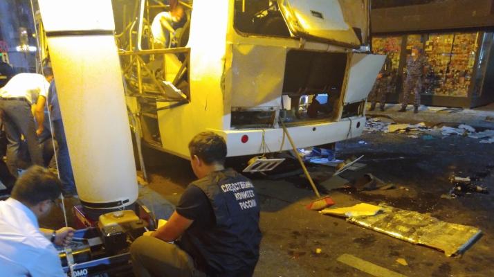 «Количество трагедий будет нарастать»: автоэксперт — о том, что воронежский взрыв автобуса может повториться в любом регионе