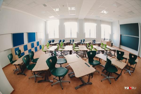 Образовательные учреждения будут строить все следующие годы