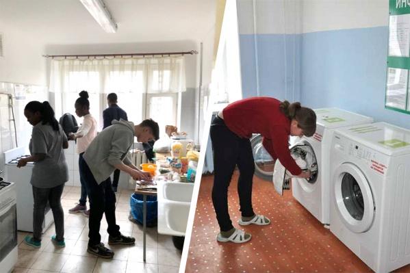 Общежития различаются по уровню комфортности. На сколько — судите по фотографиям