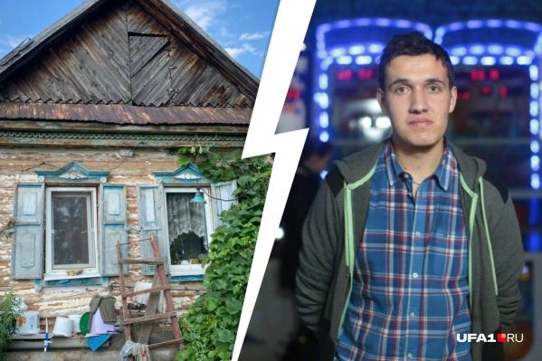 Ильдару 29 лет, обеспечить крышей над головой его должны были еще в 2010 году