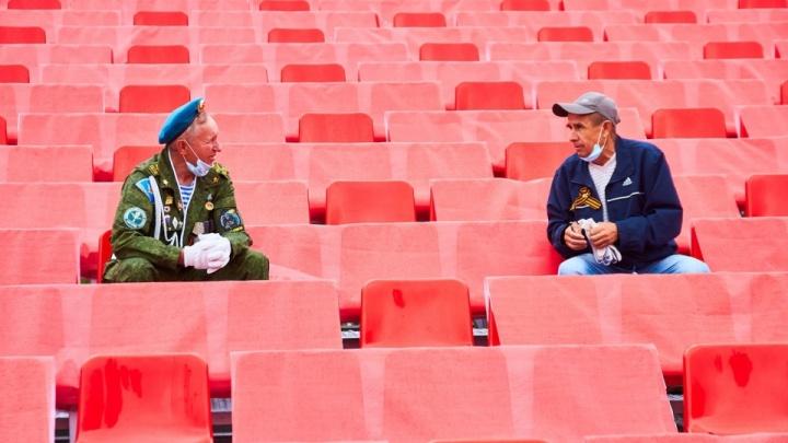 Губернатор рассказал, будут ли пускать зрителей на парад Победы в Самаре