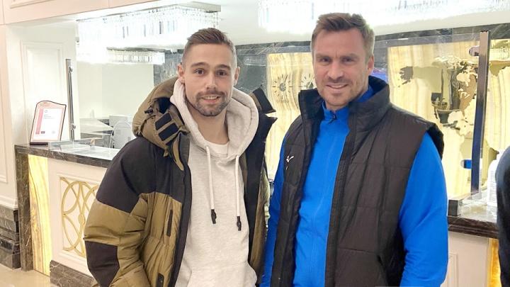 К футболистам «Крыльев Советов» присоединился игрок из Исландии