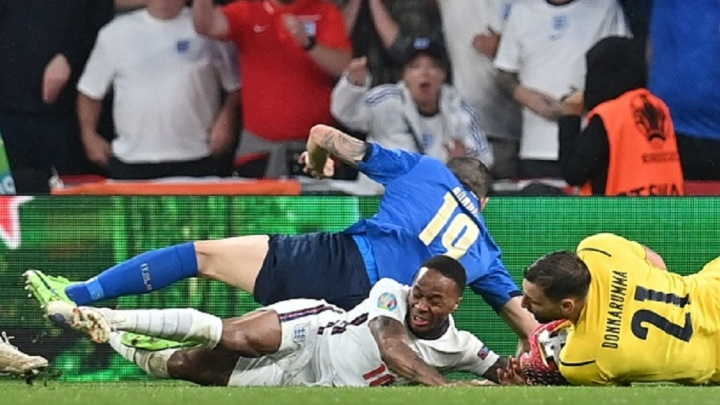 Основное время сыграли вничью: Италия победила в финале Евро-2020