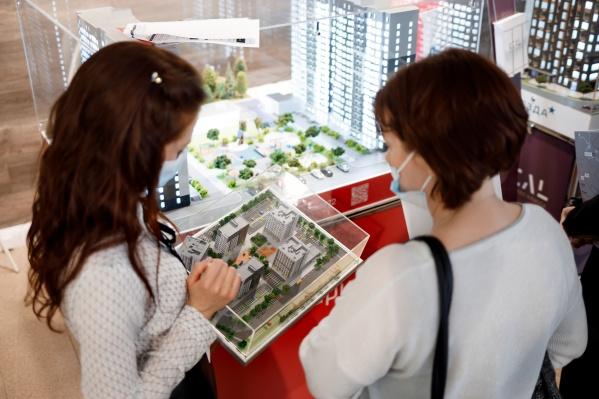 На выставке можно будет ознакомиться с новыми жилыми комплексами от 15 крупнейших застройщиков