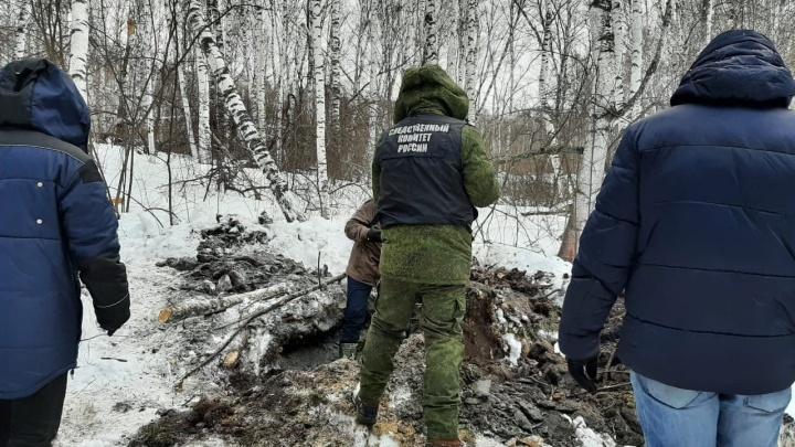 6-летняя дочка наркоманки погибла в Красноярском крае. Следователи ищут ее тело в лесу