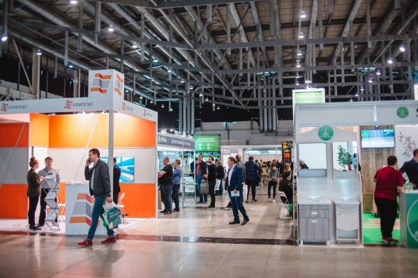 На выставке Build Ural будет представлен широкий спектр строительных, отделочных материалов, инженерного оборудования от 83 компаний