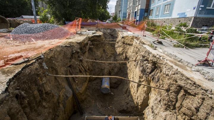 В Новосибирске перенесли дату начала отключений горячей воды — обновленная карта