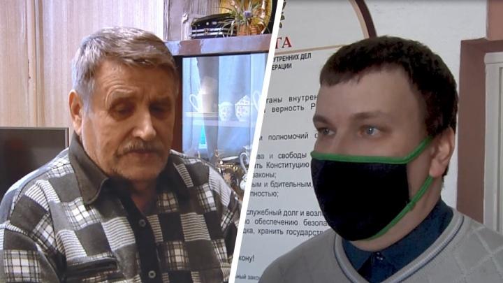 «Не вздумай клевать на эту халяву!»: пенсионер из Северодвинска едва не отдал мошенникам все сбережения