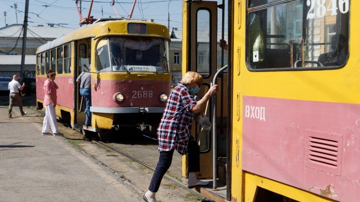 В День Победы в Волгограде введут спецрасписание транспорта и отменят две остановки
