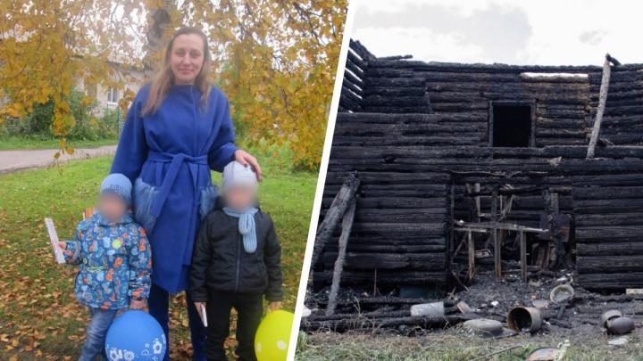 «Помогала, когда уже никто не мог»: какой была северянка, погибшая с семьей в страшном пожаре в Перхачево