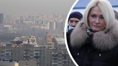 Виктория над смогом. Как вице-премьеру показали экологические победы Челябинска в день, когда город накрыли выбросы