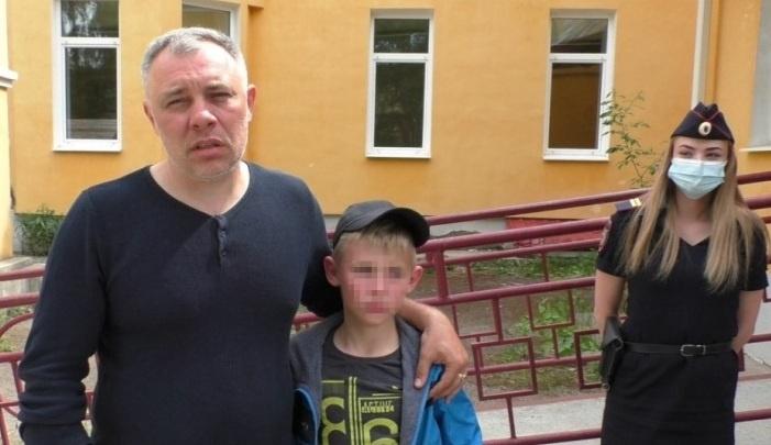 «Спасибо всем, кто молился»: найденный в тайге мальчик из Челябинска поблагодарил поисковиков