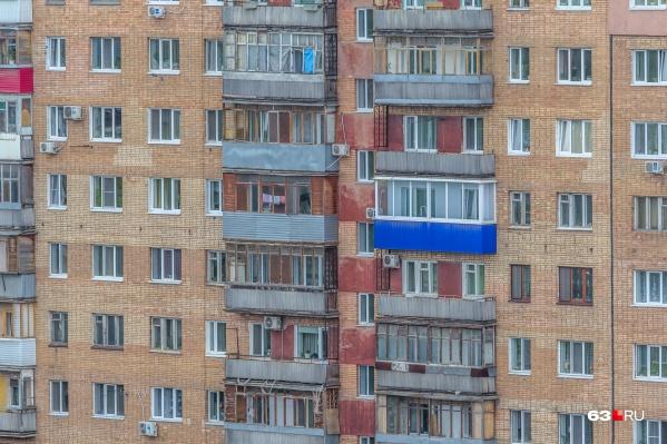 ТСЖ управляло домом на улице Нагорной