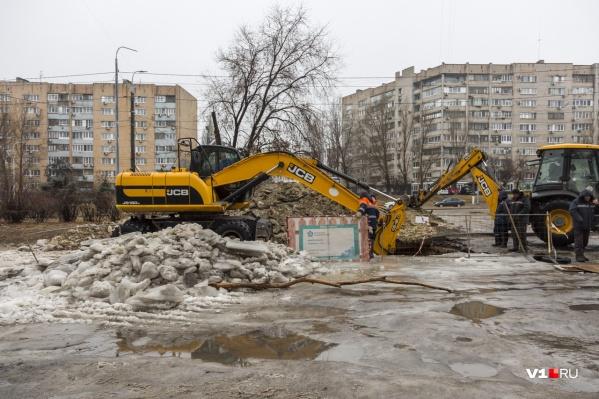 Коммунальщики надеются, что потепление не принесет серьезных аварий на сетях водо- и теплоснабжения