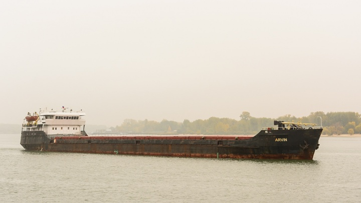 В Чёрном море нашли тело ростовчанина — капитана затонувшего судна Arvin